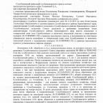 Решение Коштунков А.Н.
